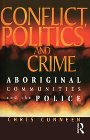 Conflict, Politics and Crime - 1st Edition book cover