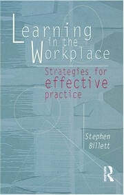 Learning In The Workplace - 1st Edition book cover