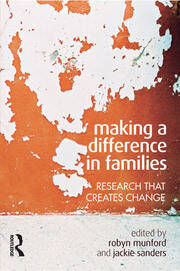 Making a Difference in Families - 1st Edition book cover