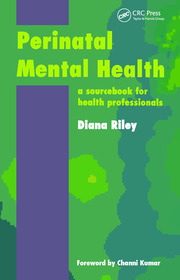 Perinatal Mental Health - 1st Edition book cover