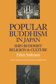 Popular Buddhism in Japan - 1st Edition book cover