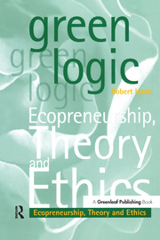 Green Logic - 1st Edition book cover