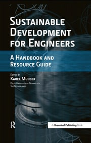 Sustainable Development for Engineers - 1st Edition book cover