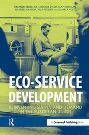 Eco-service Development - 1st Edition book cover