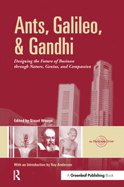 Ants, Galileo, and Gandhi - 1st Edition book cover