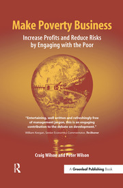 Make Poverty Business - 1st Edition book cover