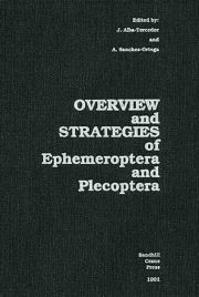 Overview and Strategies of Ephemeroptera and Plecoptera