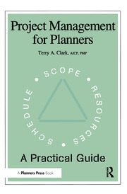 Project Management for Planners - 1st Edition book cover