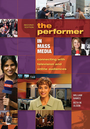 The Performer in Mass Media - 2nd Edition book cover