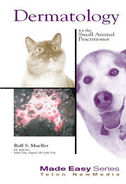 Dermatology for the Small Animal Practitioner (Book+CD) - 1st Edition book cover