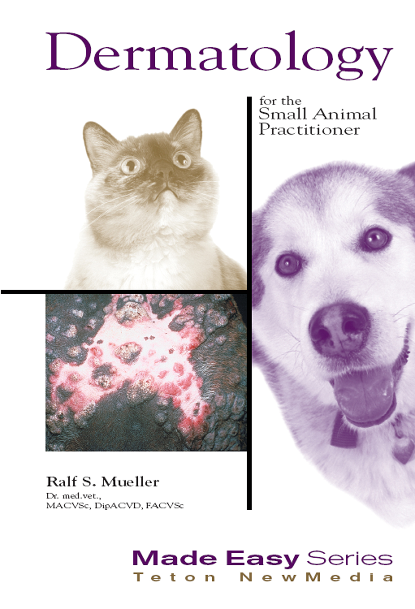 Dermatology for the Small Animal Practitioner (Book+CD)