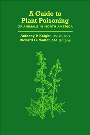 A Guide to Plant Poisoning of Animals in North America - 1st Edition book cover