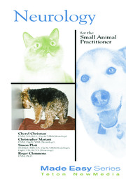 Neurology for the Small Animal Practitioner - 1st Edition book cover