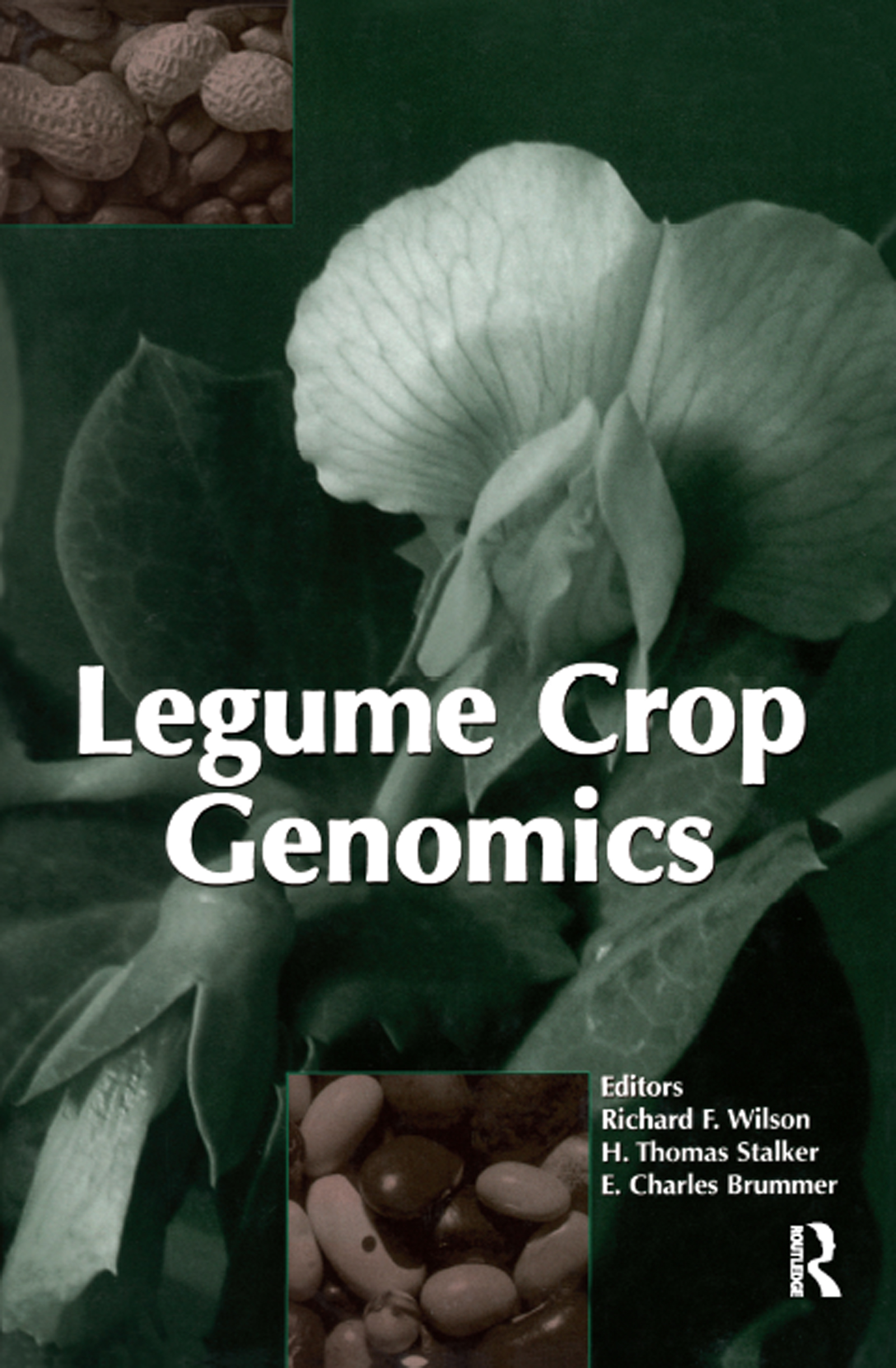 Legume Crop Genomics - 1st Edition book cover