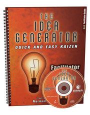 Quick and Easy Kaizen Facilitator Guide - 1st Edition book cover