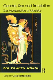 Gender, Sex and Translation - 1st Edition book cover