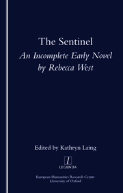 The Sentinel - 1st Edition book cover