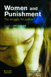 Women and Punishment - 1st Edition book cover