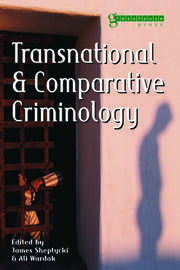 Transnational and Comparative Criminology - 1st Edition book cover