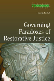 Governing Paradoxes of Restorative Justice - 1st Edition book cover