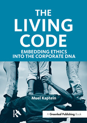 The Living Code - 1st Edition book cover