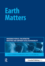 Earth Matters - 1st Edition book cover