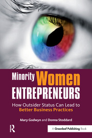 Minority Women Entrepreneurs - 1st Edition book cover