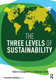 The Three Levels of Sustainability - 1st Edition book cover