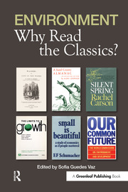 Environment: Why Read the Classics - 1st Edition book cover