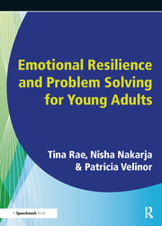 Emotional Resilience and Problem Solving for Young People - 1st Edition book cover