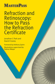 Refraction and Retinoscopy - 1st Edition book cover