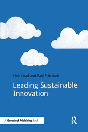Leading Sustainable Innovation - 1st Edition book cover