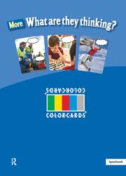 More What are They Thinking: Colorcards - 1st Edition book cover
