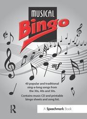 Musical Bingo - 1st Edition book cover