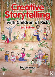 Creative Storytelling with Children at Risk - 2nd Edition book cover