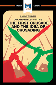 An Analysis of Jonathan Riley-Smith's The First Crusade and the Idea of Crusading - 1st Edition book cover