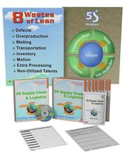 5S Supply Chain & Logistics Training Package - 1st Edition book cover