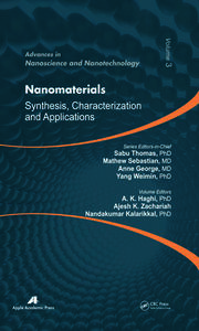Nanomaterials: Synthesis, Characterization, and Applications