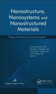 Nanostructure, Nanosystems, and Nanostructured Materials - 1st Edition book cover