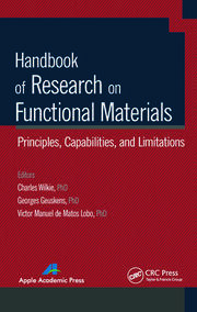 Handbook of Research on Functional Materials: Principles, Capabilities and Limitations
