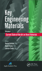 Key Engineering Materials, Volume 1: Current State-of-the-Art on Novel Materials