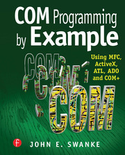 COM Programming by Example - 1st Edition book cover