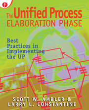 The Unified Process Elaboration Phase - 1st Edition book cover
