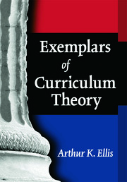 Exemplars of Curriculum Theory - 1st Edition book cover