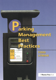 Parking Management Best Practices - 2nd Edition book cover