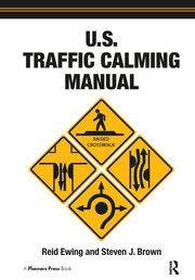 U.S. Traffic Calming Manual - 1st Edition book cover