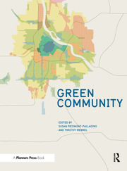 Green Community - 1st Edition book cover