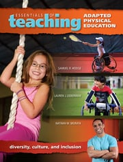 Essentials of Teaching Adapted Physical Education - 1st Edition book cover