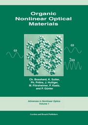 Organic Nonlinear Optical Materials