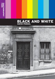Photography FAQs: Black and White - 1st Edition book cover